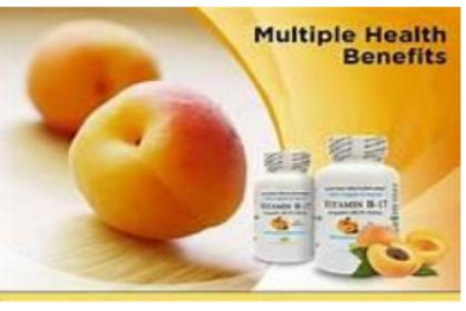 Benefits of Vitamin B17